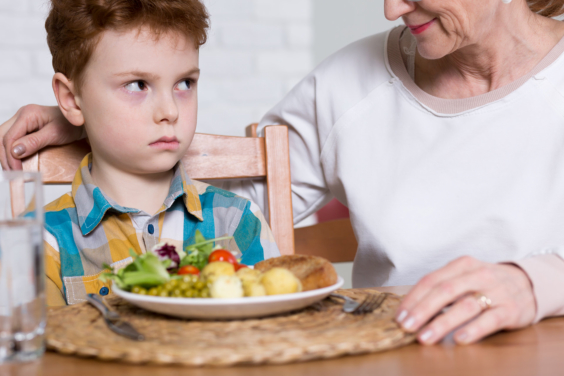 Mealtime Strategies for Children with Autism