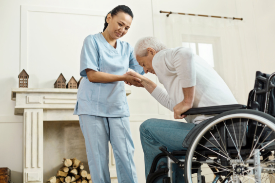 Etiquette Tips: Interacting with People with Disabilities